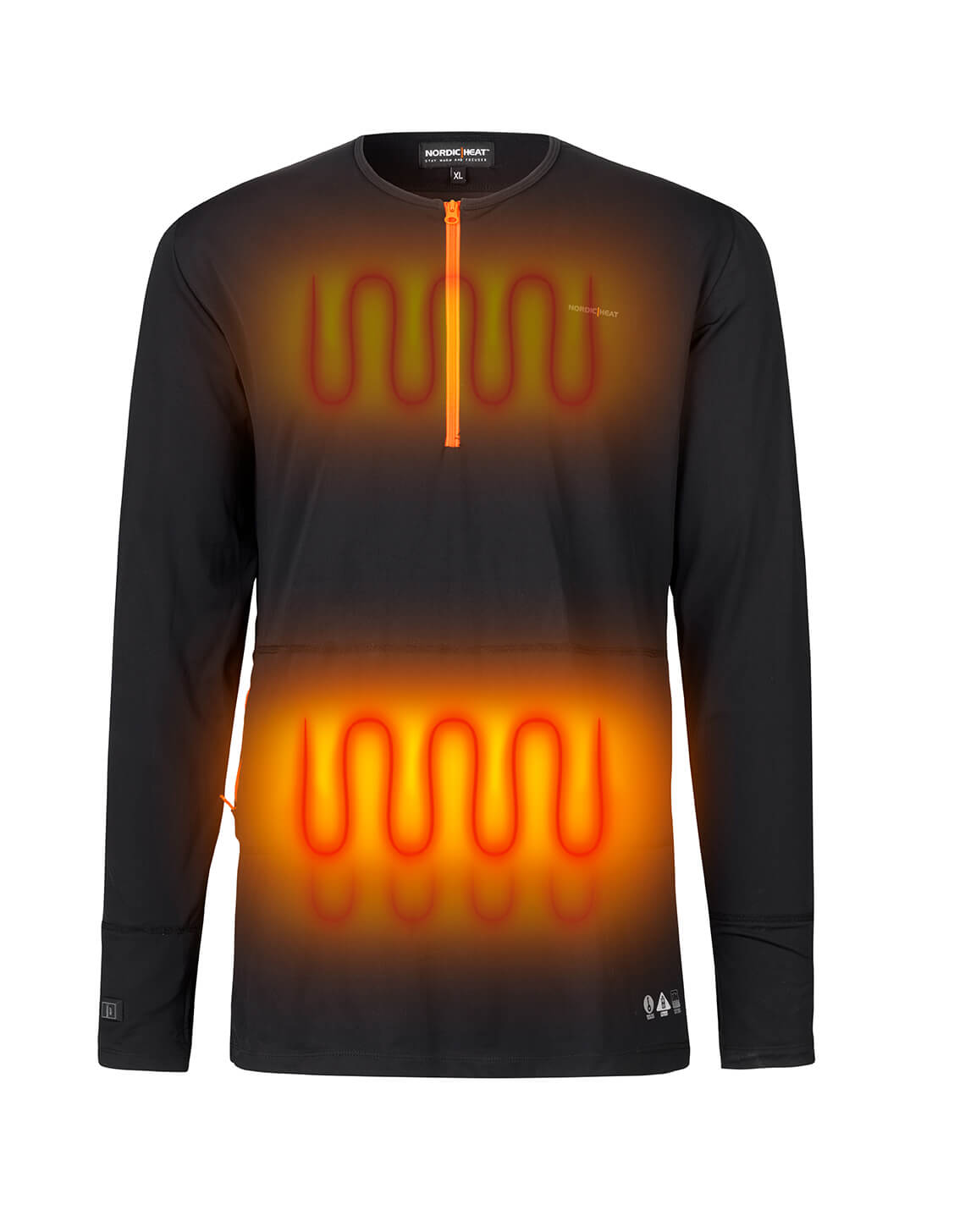 Undertøj med varme TOP